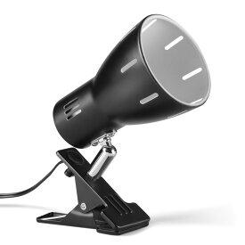 BRIDGES ブリッジズ クリップライト 黒 ブラック E26 シンプル ナチュラル モダン インテリア 60Wまで 簡単取付 看板 スポットライト 間接照明 コンセント式 おしゃれ 寝室 インテリア照明 BCL01B 電球別売