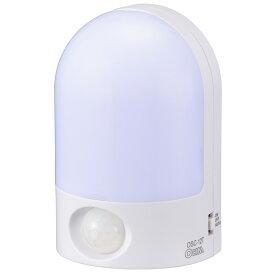 オーム電機 OSC-12T LEDセンサーライト [品番]07-9882 OSC12T