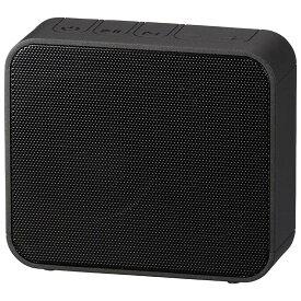 オーム電機 ASP-W460N-K AudioComm ワイヤレス充電・スピーカー ブラック [品番]03-3190