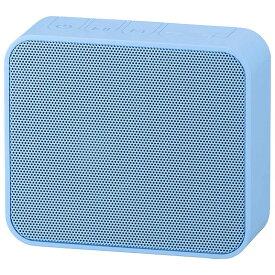 オーム電機 ASP-W460N-A AudioComm ワイヤレス充電・スピーカー ブルー [品番]03-3192