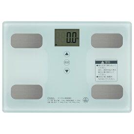 オーム電機 HB-KG11R1-W 体重体組成計 ホワイト [品番]08-0491