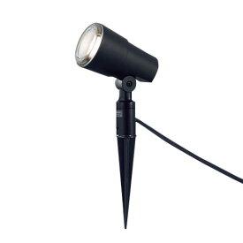 【法人様限定】パナソニック 地中埋込型 LEDスポットライト・ガーデンライト 照射面中心60形電球1灯相当・スティック付 防雨型 スティックタイプ 50形 電球色LGW45021BK