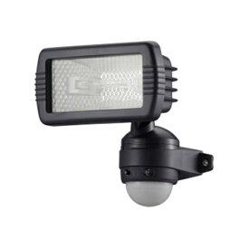 オーム電機 ES150ハロゲンセンサーライト 150W×1灯 [品番]07-5578ES150