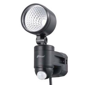 オーム電機 LS-A145A-KLEDセンサーライト コンセント式 1灯 [品番]07-8725LSA145AK