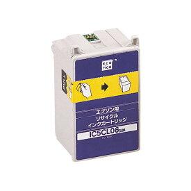 【エコリカインク(プリンター用交換インク)】エプソン互換品 IC5CL06互換 ECI-E06C カラー