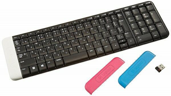 【新品】【お取寄品】ロジクール Logicool キーボード ワイヤレスキーボード テンキー付 コンパクトサイズ Wireless Keyboard K230