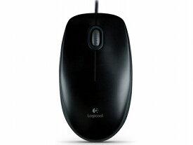 【新品】【お取寄品】ロジクール Logicool マウス 有線マウス 簡単接続 両手 フルサイズ Mouse M100rBK ブラック