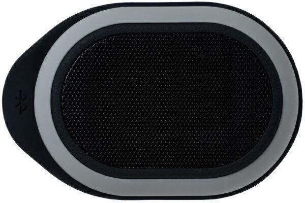 【アウトレット】 プリンストン Bluetooth IPX4相当 防水ポータブルスピーカー PSP-BTS3BK ブラック 連続再生最大約4時間 AUX搭載 キャリングポーチ付き 3W