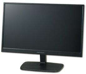 【アウトレット】 PTFBDE-22W プリンストン 22型 22インチ フルHD ワイド液晶モニター 液晶ディスプレイ ノングレア 非光沢 広視野角パネル採用 HDCP対応 DVI VGA HDMI入力 21.5型 21.5インチ ブラック