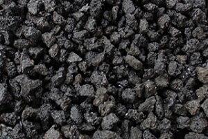 黒色溶岩砂利(ブラックカル) 5mm〜60mm選べる1リットル!水槽のレイアウトに!底床用溶岩砂利!黒色の軽い砂利です