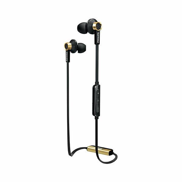 Bluetooth ブルートゥースイヤホン PHILIPS フィリップス TX2BTBK(ブラック)