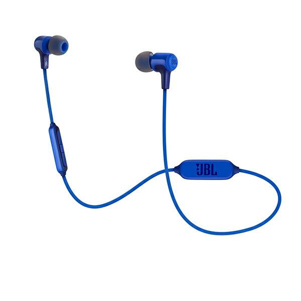 【Bluetooth イヤホン】JBL(ジェイビーエル) E25BT BLU(ブルー) ワイヤレス イヤホン イヤフォン