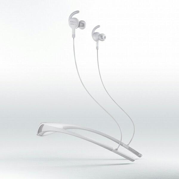 Bluetoothイヤホン JBL EVEREST ELITE 100 ホワイト【V100NXTWHTGP】【送料無料】