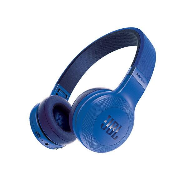 【Bluetooth ブルートゥース ヘッドホン】JBL E45BT ブルー 【JBLE45BTBLU】ワイヤレスヘッドホン(ヘッドフォン)【送料無料】