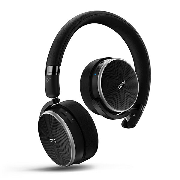 AKG(アーカーゲー) N60 NCBT ブラック 【AKGN60NCBTBLK】 Bluetooth ワイヤレス ノイズキャンセリングヘッドホン(ヘッドフォン)【送料無料】