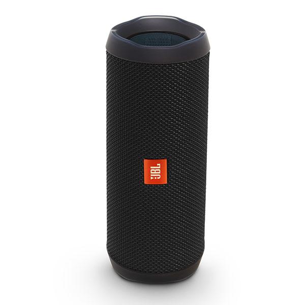 防水Bluetoothスピーカー JBL FLIP4 ブラック 【JBLFLIP4BLK】 【送料無料】
