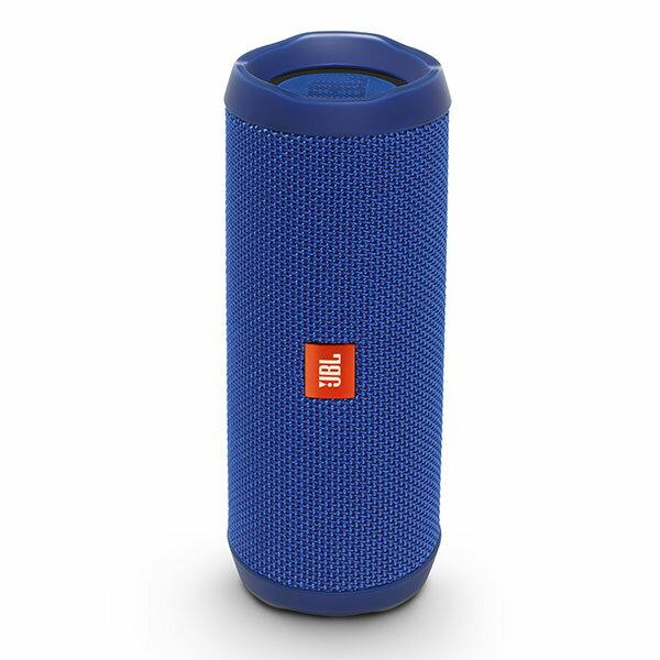 【防水 Bluetooth ブルートゥース ワイヤレス スピーカー】JBL FLIP4 ブルー 【JBLFLIP4BLU】【送料無料】