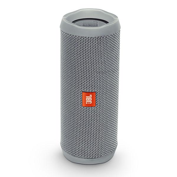 防水 スピーカー Bluetooth スピーカー JBL FLIP4 グレイ 【JBLFLIP4GRY】【送料無料】 【1年保証】