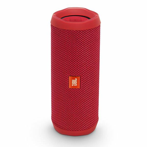 防水Bluetoothスピーカー JBL FLIP4 レッド 【JBLFLIP4RED】 【送料無料】
