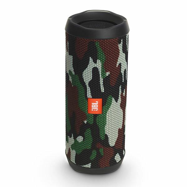 防水Bluetoothスピーカー JBL FLIP4 スクワッド(迷彩) 【JBLFLIP4SQUAD】 【送料無料】