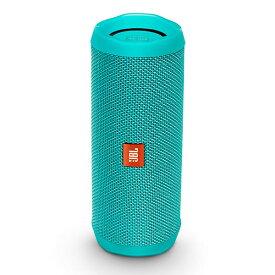 ワイヤレス スピーカー Bluetooth ブルートゥース スピーカー JBL FLIP4 ティール 【JBLFLIP4TEL】 防水 ギフト 父の日 アウトドア キャンプ 【送料無料】【1年保証】