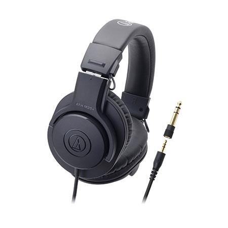 audio-technica(オーディオテクニカ) ATH-M20X 密閉型ヘッドホン/モニターヘッドホン(ヘッドフォン)