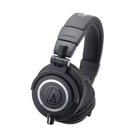 【ポイント10倍】 audio-technica オーディオテクニカ ATH-M50X ブラック 高音質ヘッドホン/モニターヘッドホン ヘッドフォン【送料無料】 【店頭受取対応商品】