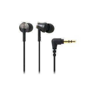 audio-technica(铁三角)ATH-CK330M-BK(黑色)运河型耳机(耳机)
