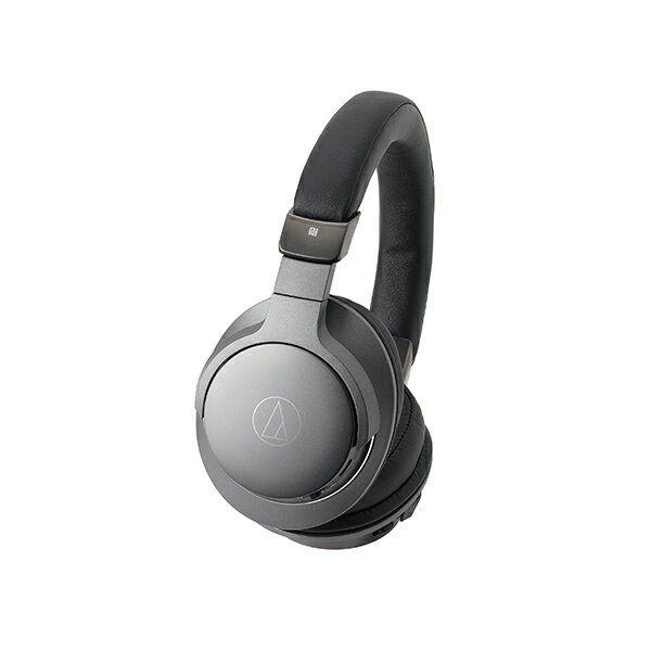【ポイント2倍】 ヘッドホン Bluetooth ワイヤレス audio-technica オーディオテクニカ ATH-AR5BT BK スティールブラック ブルートゥース ヘッドフォン 【送料無料】