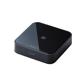 Bluetooth ブルートゥース レシーバー ELECOM エレコム LBT-AVWAR501BK (Bluetoothオーディオレシーバー) 音楽向け 無線 ワイヤレスレシーバー 【1年保証】【送料無料】