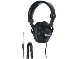 SONY ソニー MDR-7506 モニターヘッドホン ヘッドフォン 【送料無料】 【1年保証】