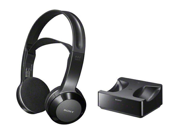 SONY(ソニー) MDR-IF245RK 赤外線ワイヤレスヘッドホン(ヘッドフォン)