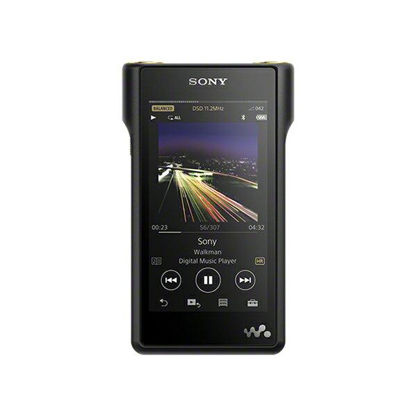 SONY(ソニー) NW-WM1A BM【ハイレゾ対応】【ウォークマン】【送料無料】