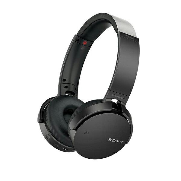 【ポイント2倍】 ワイヤレス ヘッドホン SONY ソニー MDR-XB650BT B ブラック 重低音 Bluetooth ヘッドフォン 【送料無料】 【1年保証】