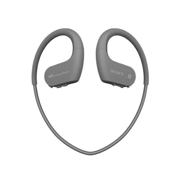 SONY(ソニー) NW-WS625 BM ブラック 16GB ウォークマン Wシリーズ Bluetooth ブルートゥース機能搭載 メモリー・ヘッドホン一体型【送料無料】