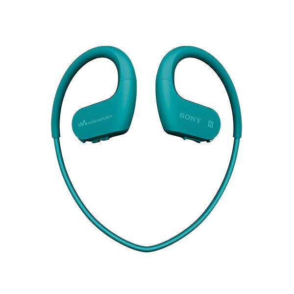 SONY(ソニー) NW-WS623 LM ブルー 4GB ウォークマン Wシリーズ Bluetooth ブルートゥース機能搭載 メモリー・ヘッドホン一体型【送料無料】