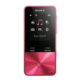 SONY ソニー NW-S315 PC ビビッドピンク ウォークマン Sシリーズ 16GB 本体 【送料無料】 【1年保証】