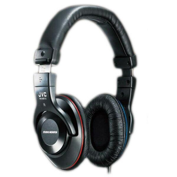 JVC ビクタ− HA-MX10-B 高音質ヘッドホン / モニターヘッドホン ヘッドフォン【送料無料】
