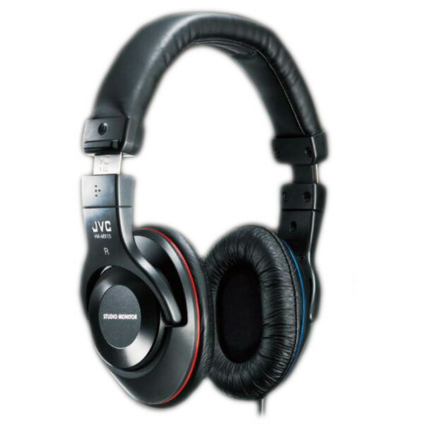 JVCケンウッド(ビクター) HA-MX10-B 高音質ヘッドホン / モニターヘッドホン(ヘッドフォン)【送料無料】