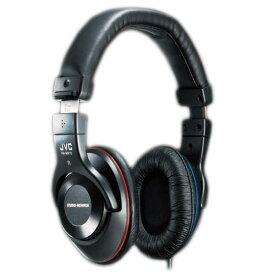 高音質 モニター ヘッドホン JVC HA-MX10-B 【送料無料】