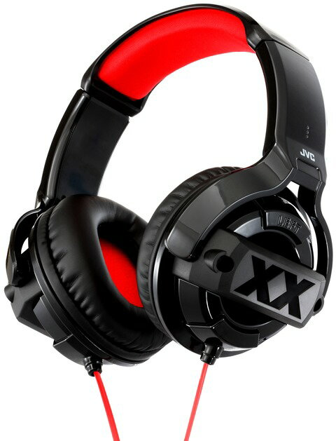 JVC(ビクター) HA-XM20X 密閉型ヘッドホン / 重低音ヘッドホン(ヘッドフォン)