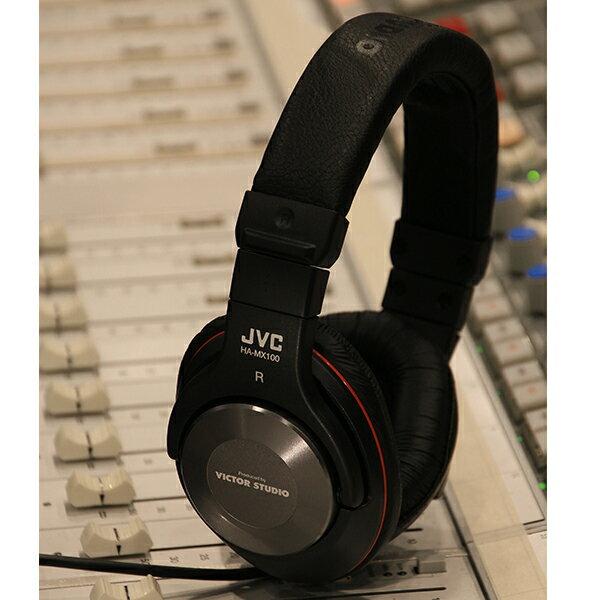 JVC ビクタ− HA-MX100-Z 高音質ヘッドホン / モニターヘッドホン ヘッドフォン【送料無料】