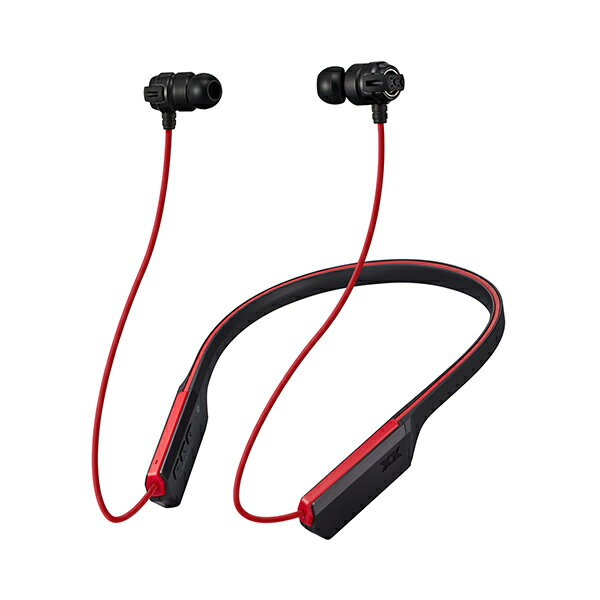 【ポイント2倍】 JVC ビクター HA-FX11XBTZ ブラック&レッド 重低音 イヤホン Bluetooth ワイヤレス イヤホン 【1年保証】 【送料無料】