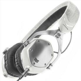 v-moda ブイモーダ XS White Silver 【XS-U-WSILVER】【送料無料】オンイヤーヘッドホン ヘッドフォン 【1年保証】