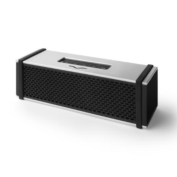 【お取り寄せ】 Bluetooth ブルートゥース ワイヤレス スピーカー v-moda ブイモーダ REMIX SILVER シルバー 【送料無料】