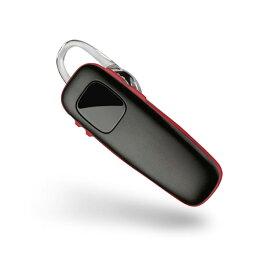Bluetooth イヤホン 片耳 通話 Plantronics プラントロニクス M70 Black-Red ブラック/レッド 【1年保証】