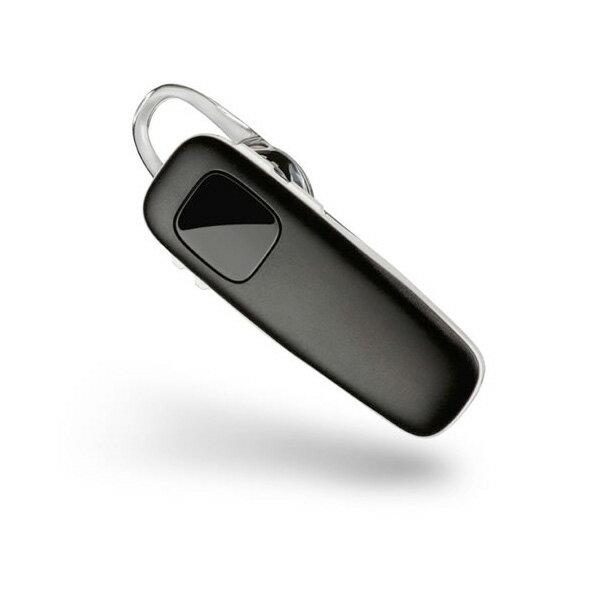 片耳 通話用 Bluetooth イヤホン Plantronics プラントロニクス M70 Black-White ブラック/ホワイト