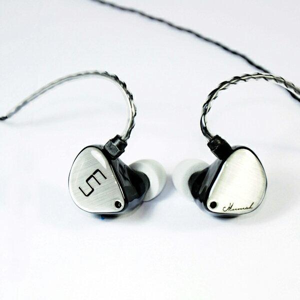 UniqueMelody(ユニークメロディ) MAVERICK (UNM-2358) 高音質 イヤホン イヤフォン【ハイブリッド型ユニバーサルモデル】【送料無料(代引き不可)】
