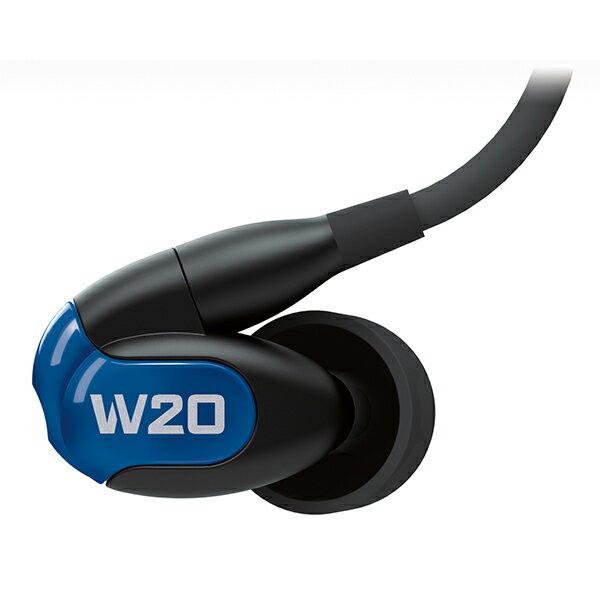 【新製品】 高音質 イヤホン イヤフォン WESTONE ウエストン W20 2019 Design 【送料無料】【2年保証】