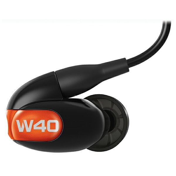 【新製品】 高音質 イヤホン イヤフォン WESTONE ウエストン W40 2019 Design 【送料無料】【2年保証】